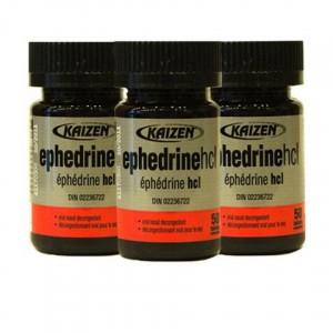 Kaizen Ephedrine 150 Tablets